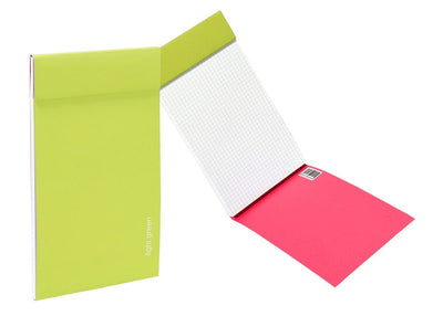 Nava, Mini Pocket Notepad, Light Green- Placewares