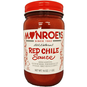 Monroe's, Red Chile Sauce, - Placewares