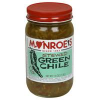 Monroe's, Stewed Green Chile, - Placewares