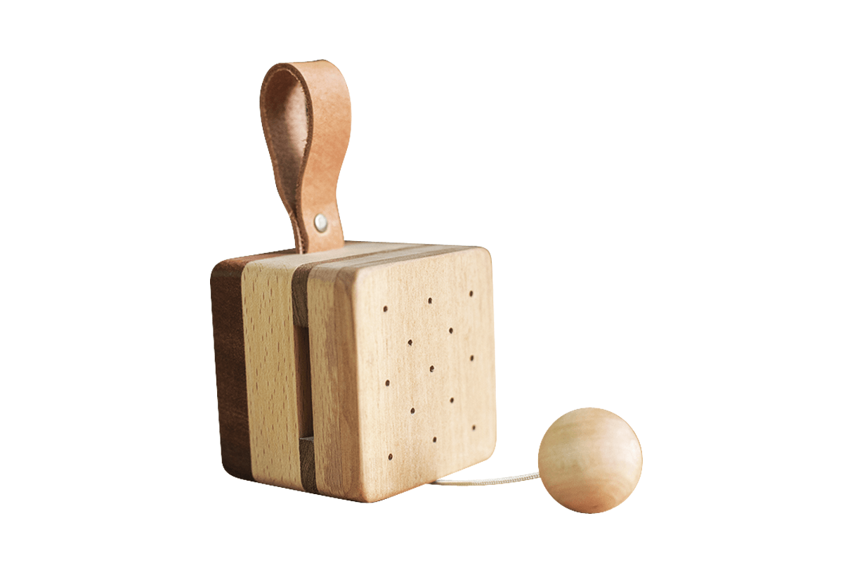 Eguchi, Wooden Music Box, - Placewares