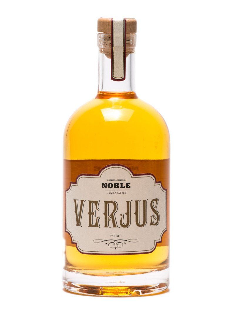 Noble Handcrafted, Verjus, - Placewares