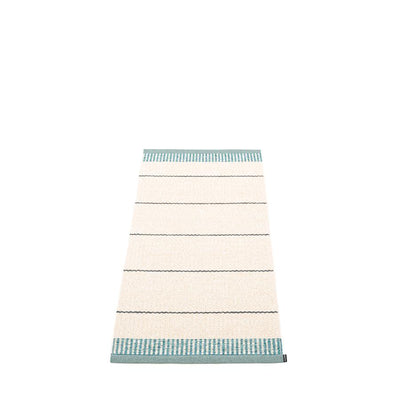 Pappelina, Belle Rug - Haze Blue-Green, 2' x 4'- Placewares