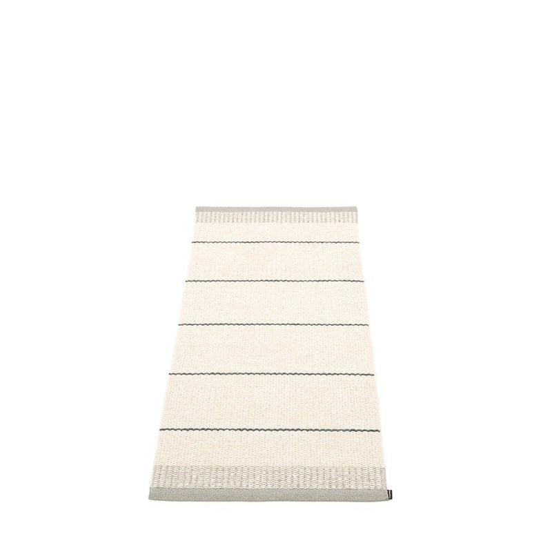 Pappelina, Belle Rug - Warm Gray, 2.75' x 6.5'- Placewares