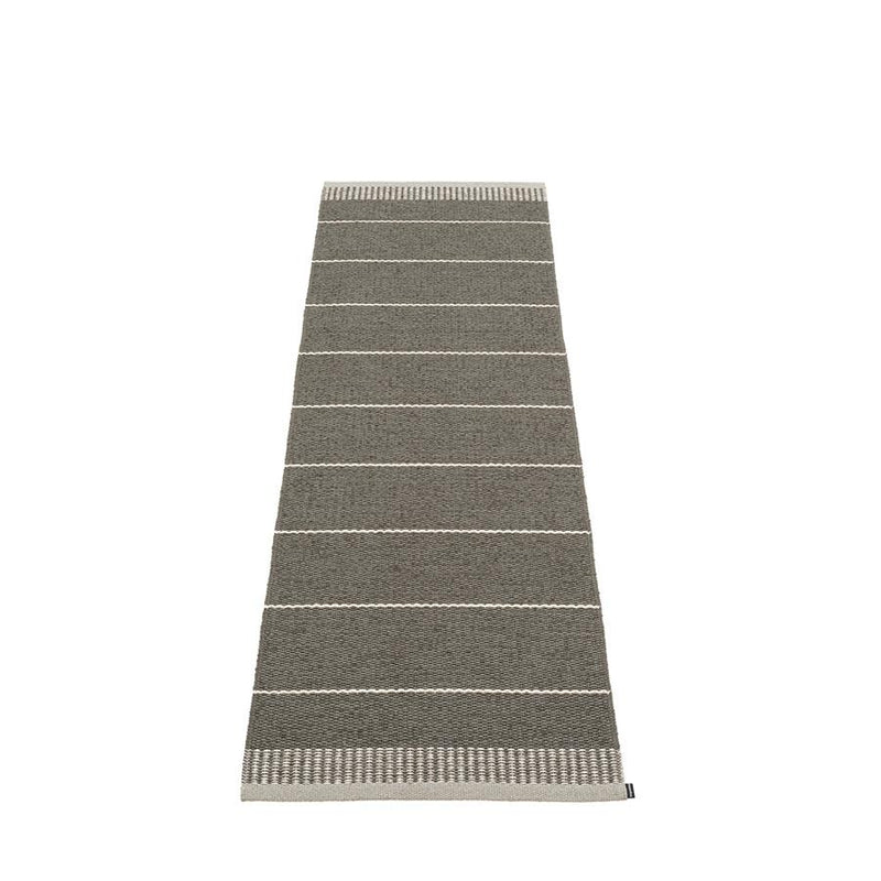 Pappelina, Belle Rug - Shadow, 2.75' x 6.5'- Placewares