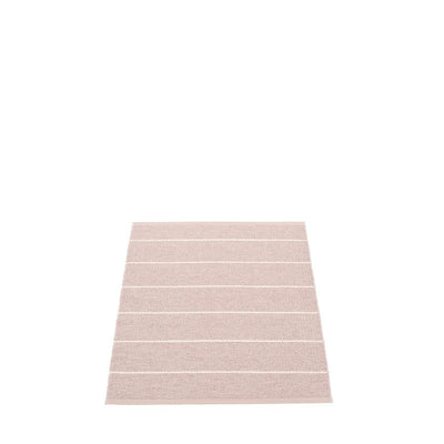 Pappelina, Carl Rug - Pale Rose-Vanilla, 2.25' x 3'- Placewares