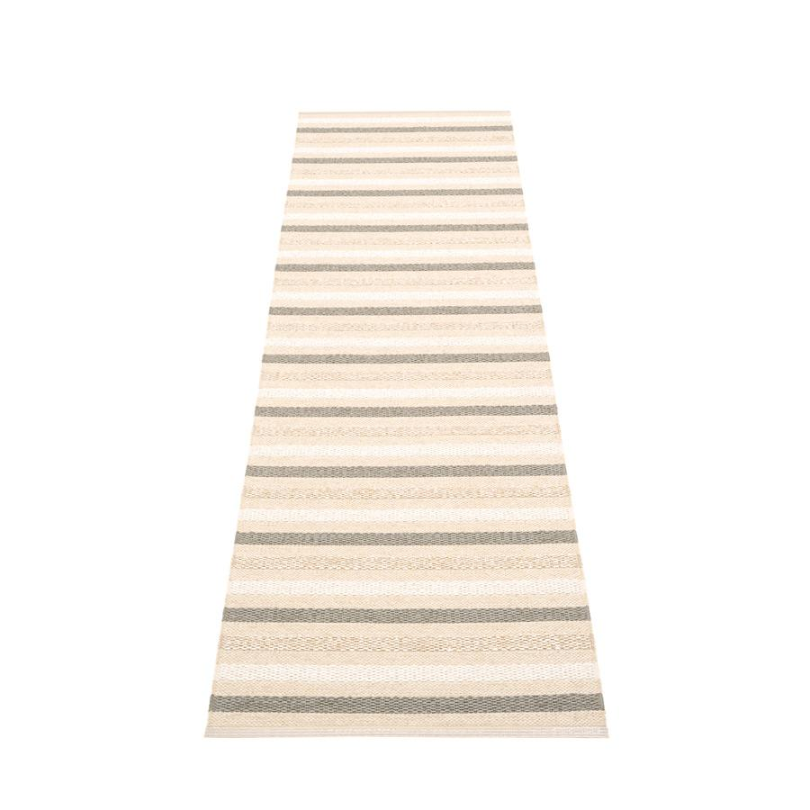 Pappelina, Grace Rug - Cream, 2.25' x 9'- Placewares