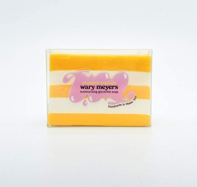 Wary Meyers, Pineapple Tropicale Soap, - Placewares
