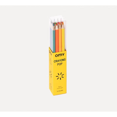 OMY, 16 Colored Pop Pencils, - Placewares