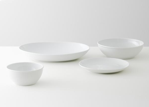 Common, Common Round Plate, - Placewares