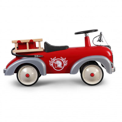 Baghera, Speedster Fire Truck, Red- Placewares