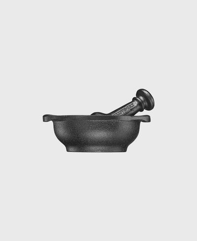 Skeppshult, Cast Iron Spice Grinder with Pestle, - Placewares