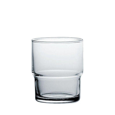 Hard Strong, Tempered Rim Drinking Glass, 7 oz. glass, - Placewares