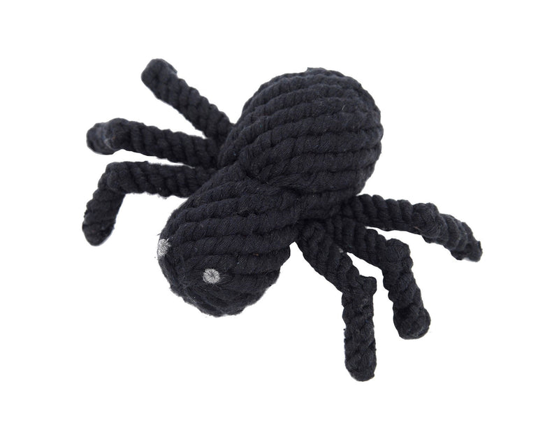 Jax & Bones, Spider Rope Dog Toy, - Placewares