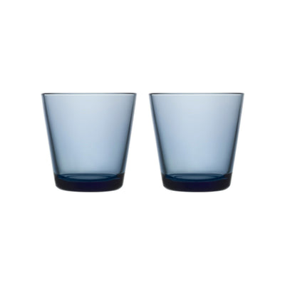 Iittala, Kartio Tumbler,  Set of 2, assorted colors, Rain- Placewares