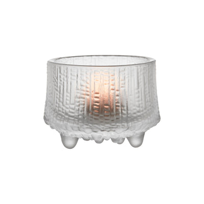 Iittala, Ultima Thule Tealight Candleholder, Matte Frosted- Placewares