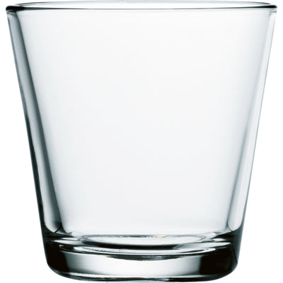 Iittala, Kartio Tumbler,  Set of 2, assorted colors, Clear- Placewares