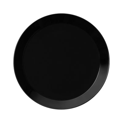 Iittala, Teema Salad Plate, assorted colors, Black- Placewares