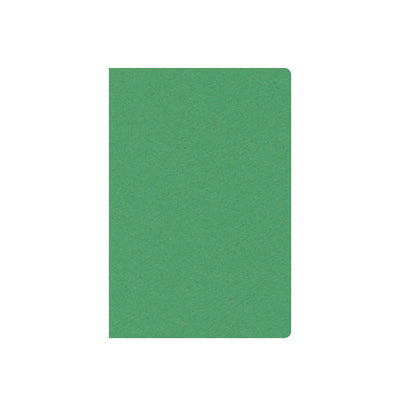 Utilitario Mexicano, A6 Luis Barragán Color Notebook, assorted colors, Green- Placewares