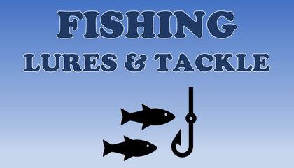 Fishing Lures, Baits, and Tackle