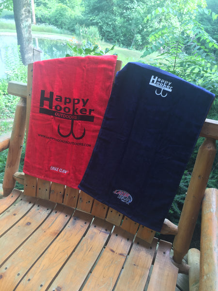 Happy Hooker Outdoors Boat Towels