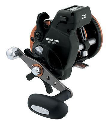 Daiwa SG27LC3B Linecounter Reel