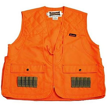 Gamehide Frontloader Vest #3CV Blaze Orange