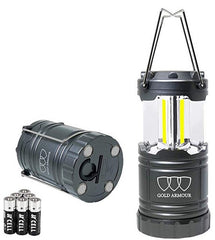 GOLD ARMOUR LED VARIABLE LUMEN CAMP LANTERN