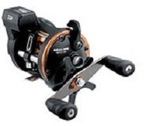 Daiwa SG27LC3BW Linecounter Reel