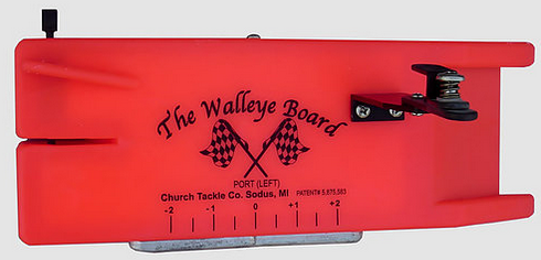 Church Tackle Walleye Boards