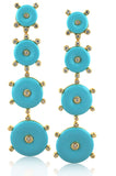 Dynasty Earring - Angelique de Paris - 2