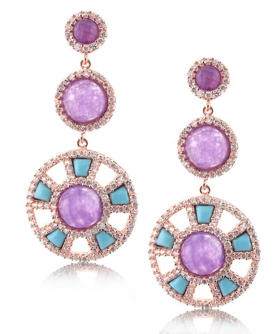 Chantilly Earring - Angelique de Paris