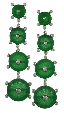 Dynasty Earring - Angelique de Paris - 1
