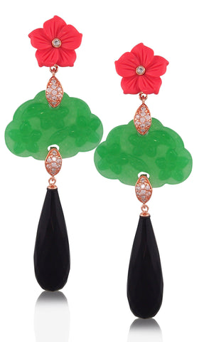 Blossom Earring - Angelique de Paris - 1