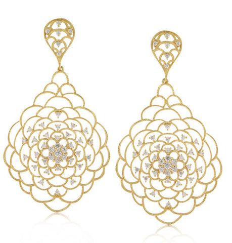 Filigree Earring - Angelique de Paris