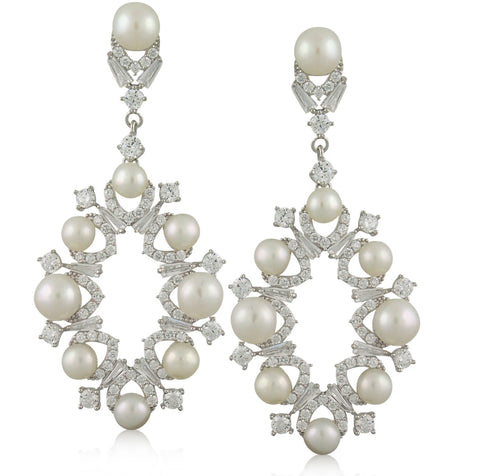 Debutante Earring - Angelique de Paris