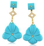 Daffodil Earring - Angelique de Paris - 2