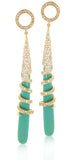 Shangri-La Earring - Angelique de Paris - 1