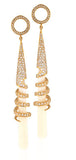 Shangri-La Earring - Angelique de Paris - 3