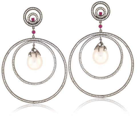 Soleil Earring - Angelique de Paris - 1