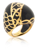Eau Dome Ring - Angelique de Paris - 1