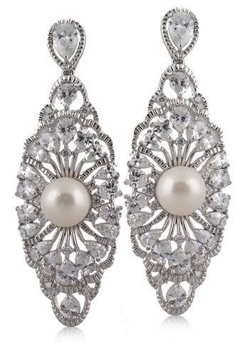 Estate Earring - Angelique de Paris