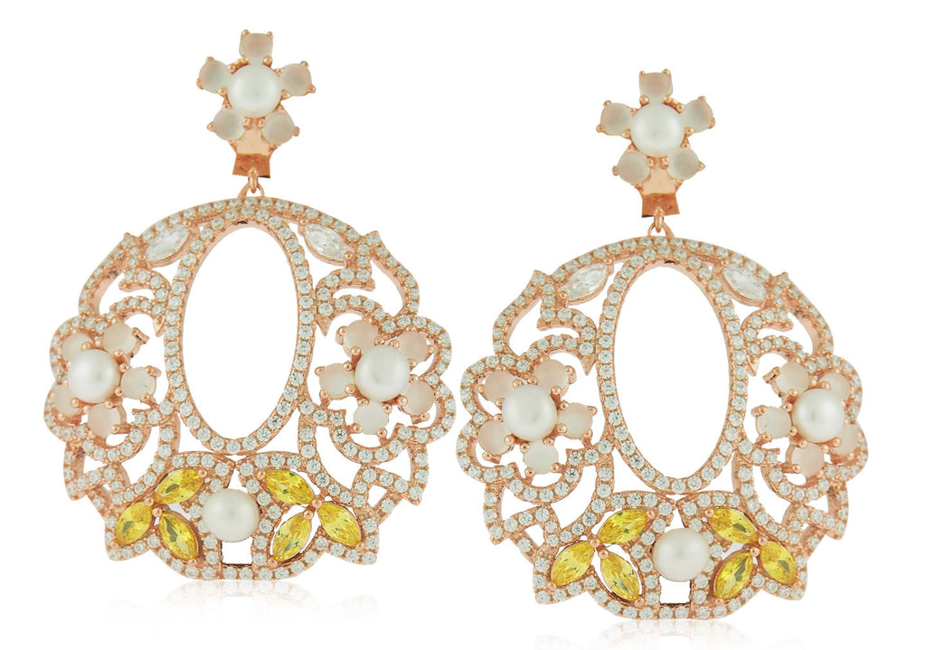 Fleurette Earring - Angelique de Paris - 1