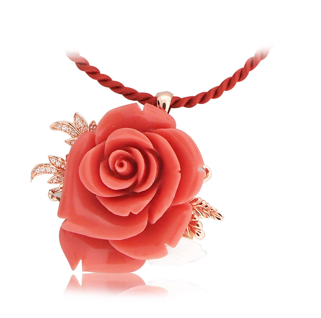 Giardino Necklace - Angelique de Paris