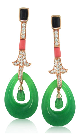 Iris Earring - Angelique de Paris - 1
