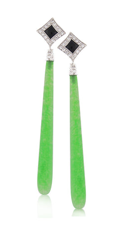 Monte Carlo Earring - Angelique de Paris - 1