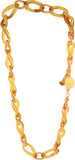 Maillon Vermeil Necklace - Angelique de Paris - 4