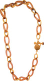 Maillon Vermeil Necklace - Angelique de Paris - 5