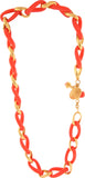 Maillon Vermeil Necklace - Angelique de Paris - 1