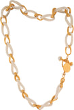 Maillon Vermeil Necklace - Angelique de Paris - 3
