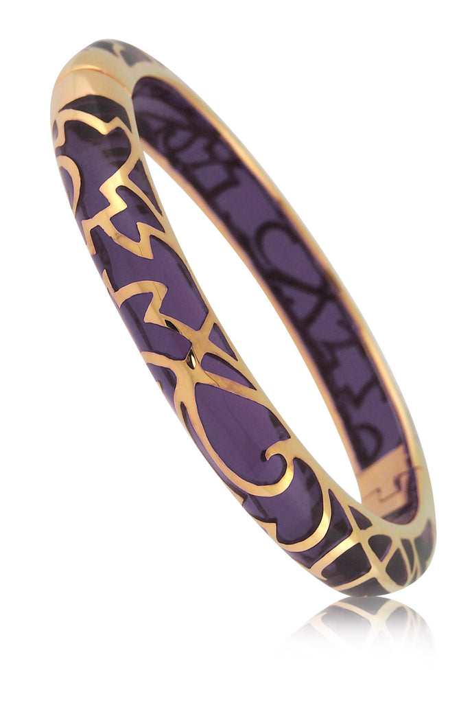 Oasis Gold Bracelet - Angelique de Paris - 1
